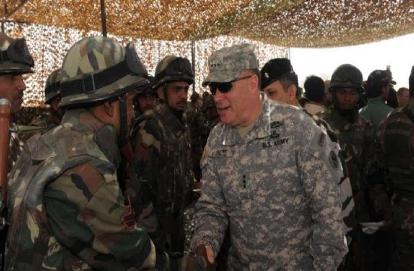 2+2 वार्ता का बड़ा असर, अब उत्तराखंड में भारत-अमरीका की सेनाएं करेंगी साझा युद्धाभ्यास