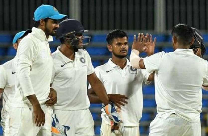 Duleep Trophy 2018: मौजूदा चैम्पियन इंडिया रेड को हराकर इंडिया ब्लू ने जीता खिताब