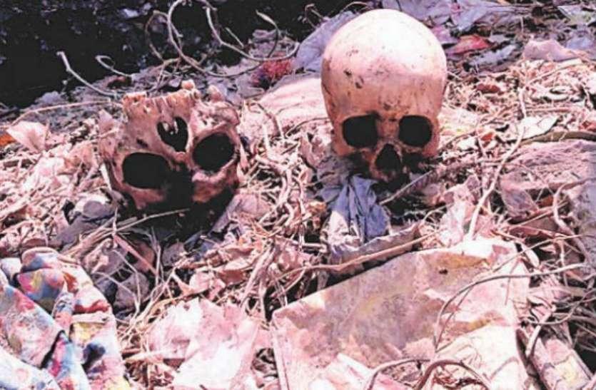 मेक्सिको: एक साथ मिलीं 166 खोपड़ियां, इलाके में दहशत, दो साल पहले हुआ था नरसंहार