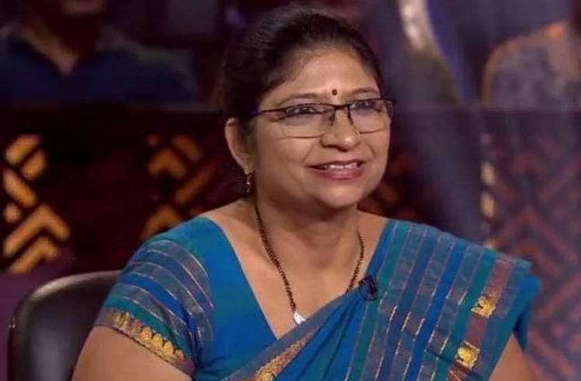 Kaun Banega Crorepati : अमिताभ बच्चन ने गाजियाबाद की इस महिला को दिए साढ़े तीन लाख रुपये आैर कही ये बात