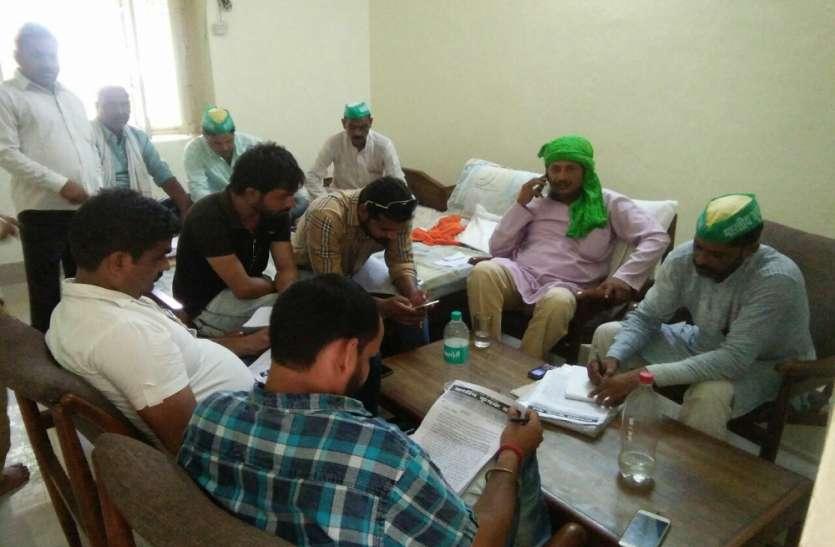 योगी और मोदी सरकार किसानों के साथ छलवा कर रही है: सरोज दीक्षित