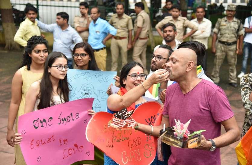 धारा 377 के खिलाफ इन लखनवाइट्स ने भी लड़ी है जंग, अब हैं बेहद खुश