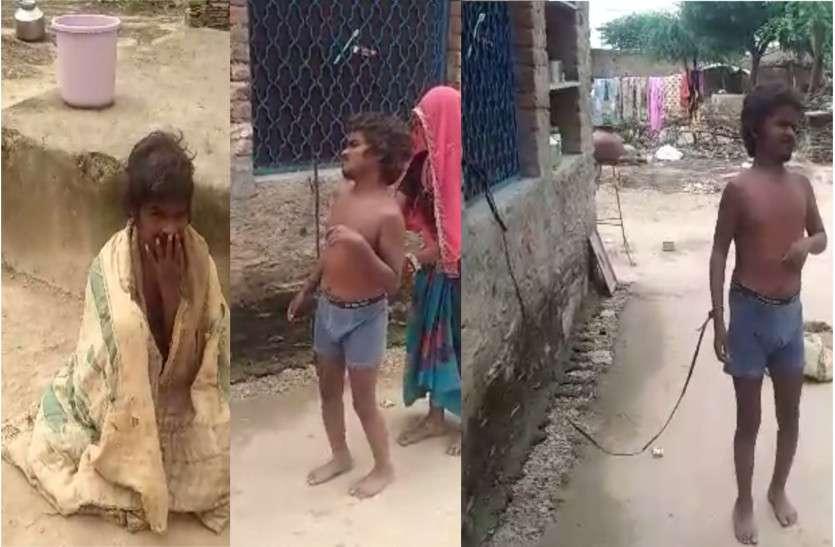 आजाद भारत में 15 सालों से जंजीरों में जकड़ा राजस्थान का ये शख्स... अपने ही घर में है कैद