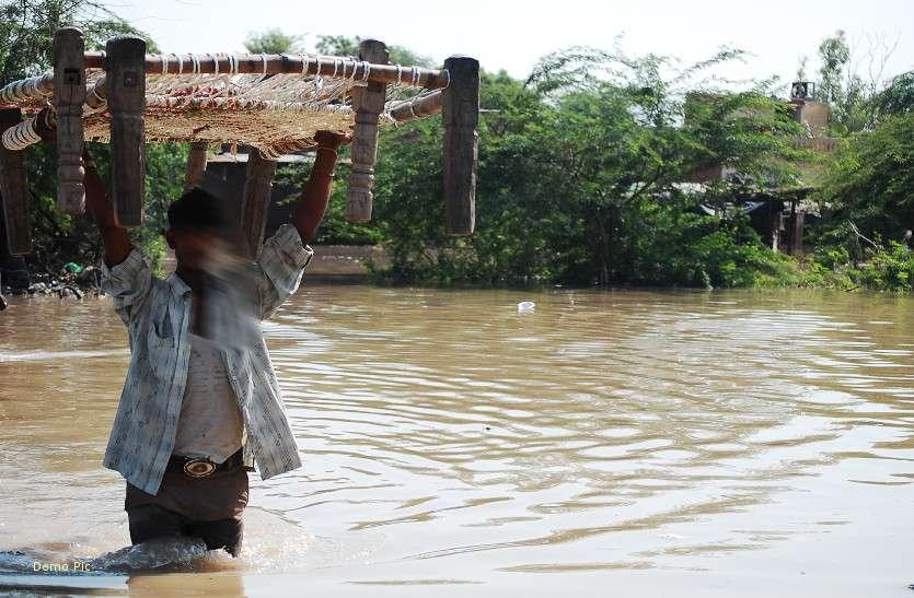 मौसम विभाग ने राजस्थान में जारी किया ऑरेंज अलर्ट, एक दर्जन जिलों में मूसलाधार बारिश की चेतावनी