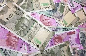 सात दिन बाद थमी रुपए की गिरावट, 71.74 रुपए पर आया