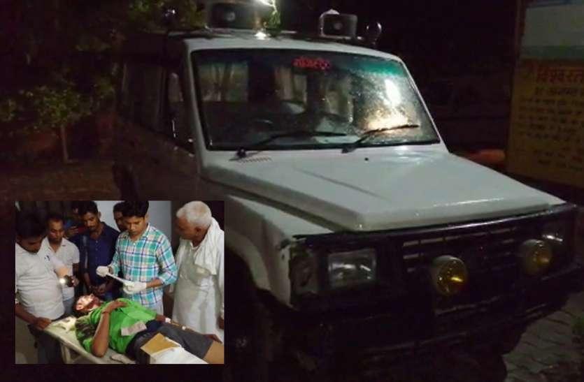 सड़क पर तड़प रहा था हादसे में घायल युवक, महिला मजिस्ट्रेट ने अपनी कार में डालकर पहुंचाया अस्पताल
