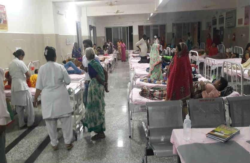 बरेली में बुखार का कहर जारी, अब तक 80 से ज्यादा की मौत