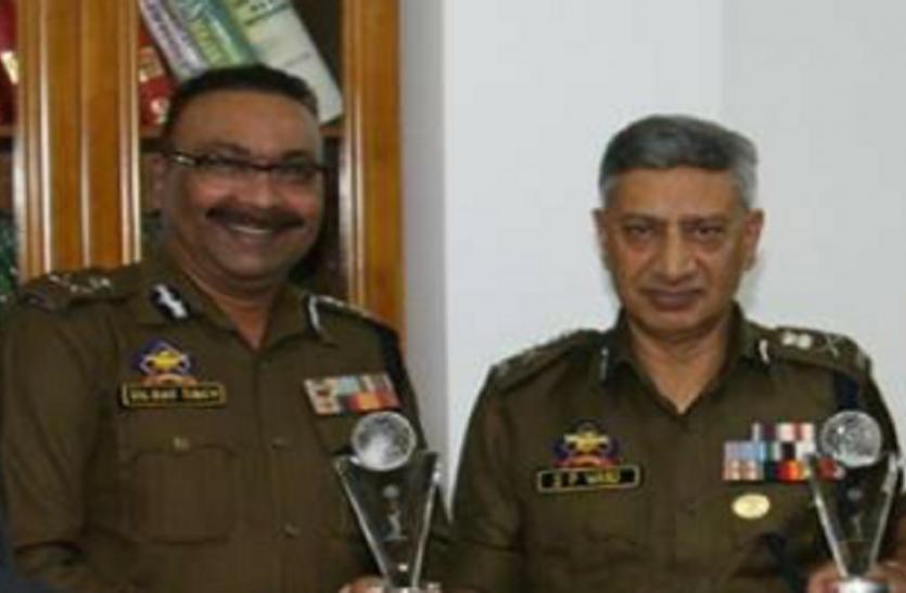 जम्मू-कश्मीर:आतंकी गतिविधियों और कानून व्यवस्था से केन्द्र सरकार की नाराजगी बताई जा रही डीजीपी बदलने की अहम वजह...!
