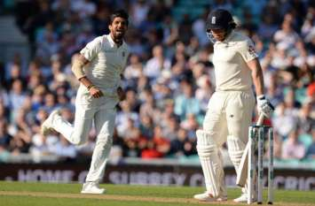 132 गेंद, 28 रन, 3 विकेट: इशांत शर्मा की बेहतरीन गेंदबाजी, पाटा विकेट पर उखड़े इंग्लिश बल्लेबाजों के कदम