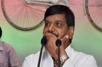 शिवपाल यादव को बड़ा झटका, मोर्चे से नहीं जुड़ रहे 'उपेक्षित' नेता