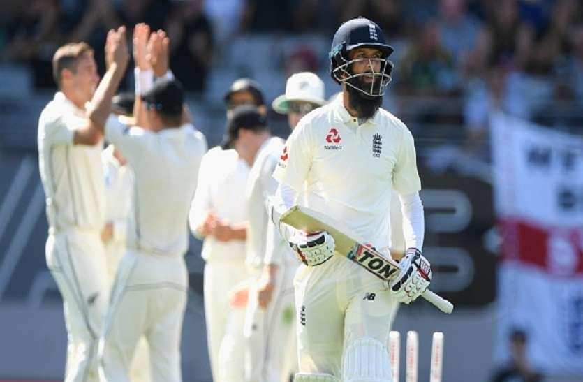 Eng vs Ind : दिग्गज बल्लेबाज ज्योफ्री बायकाट से हुई मोइन अली की 'तुलना'