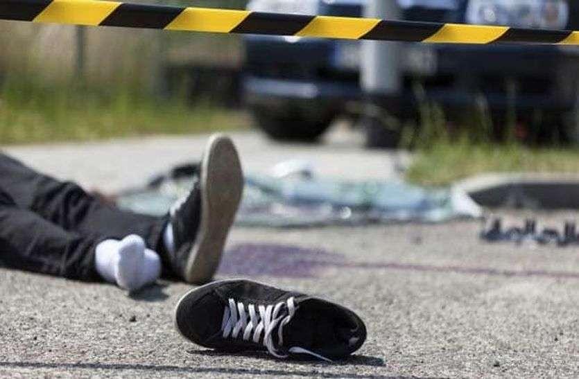 सीकर में बेकाबू रोडवेज बस की टक्कर से दो युवकों की मौत