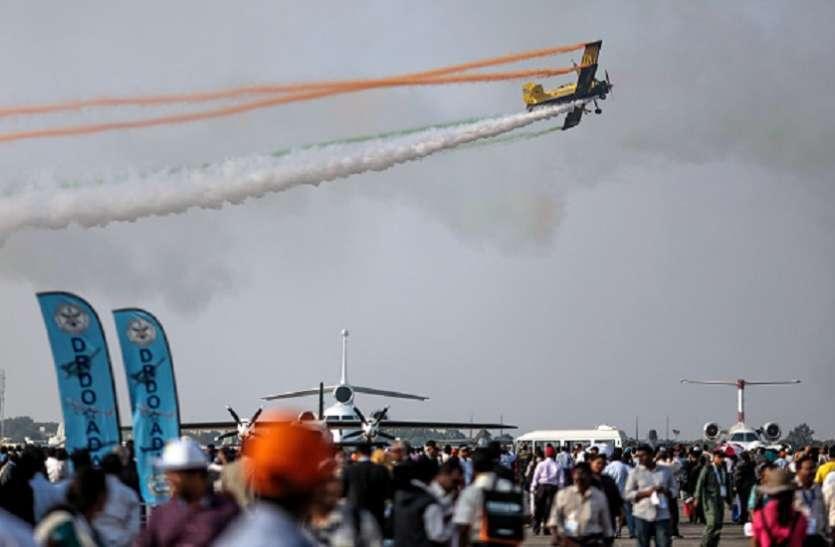 बेंगलूरु में ही होगा एयरो इंडिया का आयोजन
