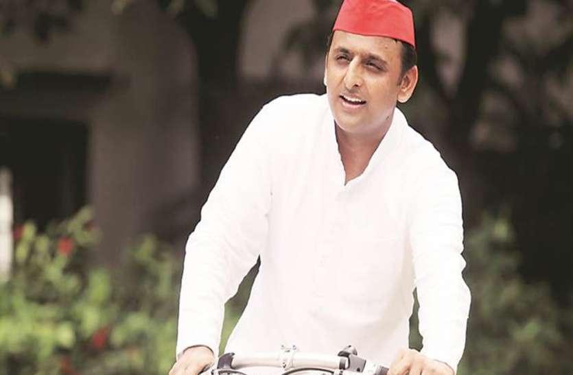 सपा की साइकिल यात्रा में उमड़ा जनसैलाब, पूर्व मंत्री सहित कई बड़े नेता हुए शामिल