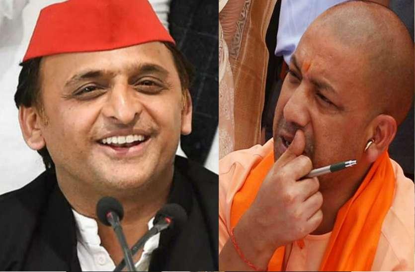 अखिलेश यादव को औरंगजेब कहने पर CM योगी के खिलाफ समाजवादी पार्टी का आया बड़ा जवाब