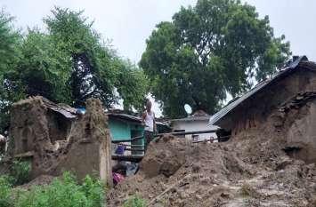 Breaking News: तेज बारिश से बारां में ढहे मकान, दो बच्चों की मौत, 4 जिंदगियां मौत से कर रही संघर्ष
