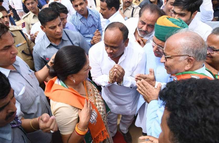 मुख्यमंत्री राजे ने गौरव यात्रा श्रीगंगानगर जिले के लिए रवाना होने से पहले बीकानेर शहर के लिए की बड़ी घोषणा