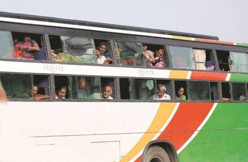 धार्मिक यात्रा पर गए श्रद्धालुओं की बस के चालक की हार्ट अटेक से नेपाल के काठमांडू में मौत