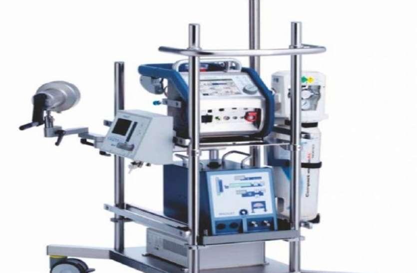 हाई रिस्क मरीजों की जान बचाता है ECMO डिवाइस, जानें इस तकनीक के बारे में