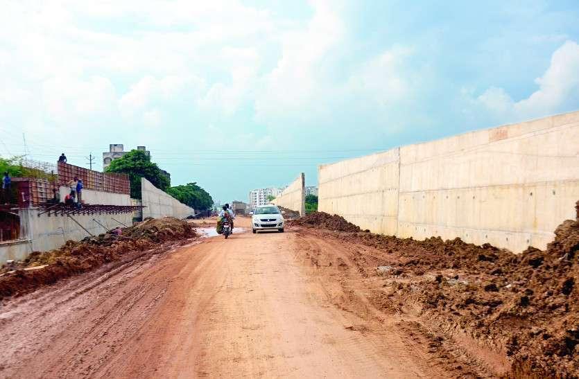 एक्सप्रेस-वे पर अंडरपास निर्माण के कारण अमलीडीह-VIP रोड होगा बंद, इन रास्तों से करना होगा सफर