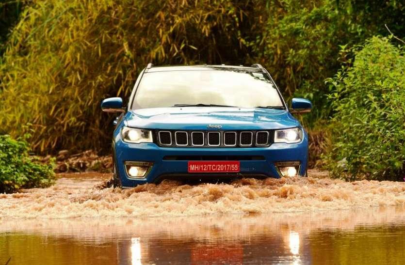 कच्चे और पक्के रास्तों पर सरपट दौड़ेगी नई Jeep Compass, फीचर्स में फॉर्च्यूनर को भी देगी मात