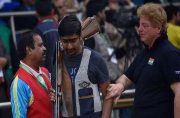 SHOOTING वर्ल्ड चैंपियनशिप: अंकुर मित्तल ने भारत को डबल ट्रैप स्पर्धा के इतिहास में दिलाया पहला स्वर्ण पदक