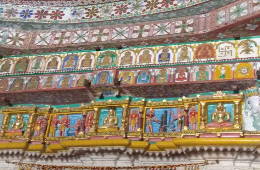 1000 साल पुराना मंदिर स्थापत्य कला के लिए है खास