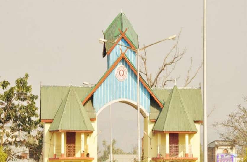 मणिपुर विवि में संकट बरकरार,परीक्षा-नामांकन स्थगित