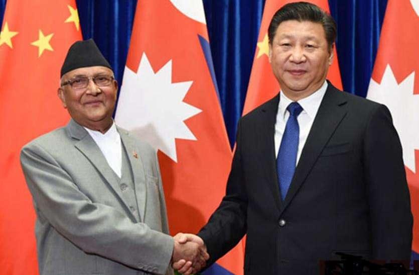 भारत को घेरने के लिए चीन की नई चाल, नेपाल को लैंड पोर्ट और बंदरगाह इस्तेमाल करने की अनुमति