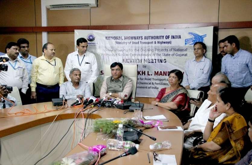 गुजरात में तीन नए एक्सप्रेस-वे : दिल्ली-वडोदरा, वडोदरा-किम 2020 व अहमदाबाद-धोलेरा 2023 तक!