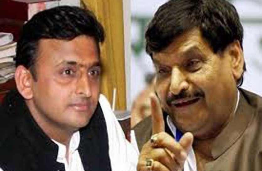 सपा को एक और झटका, अब ये नेता आए शिवपाल के समाजवादी सेक्युलर मोर्चा में