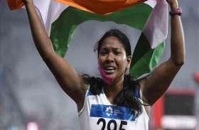 एशियाई खेलों में स्वर्ण पदक जीतने वाली स्वप्ना बर्मन ने बंगाल सरकार से की घर की मांग