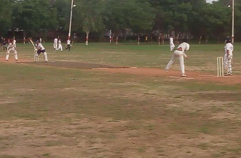 वनस्थली टीम पहुंची क्वार्टर फाइनल में