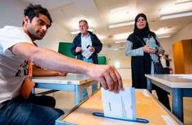 स्वीडन में आम चुनाव के लिए मतदान जारी, इन पार्टियों पर रहेगी नजर