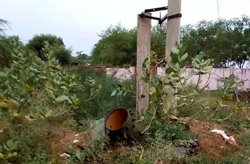 गांवों में चोर उड़ा रहे मिनी ट्रांसफार्मर, डिस्कॉम परेशान