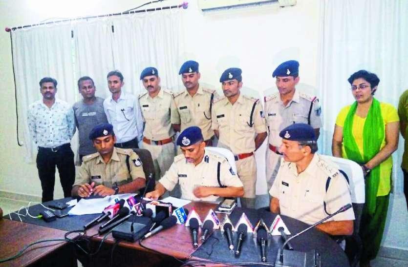 मुजफ्फरपुर में MP और बिहार पुलिस की संयुक्त कार्रवाई, 55 दिन बाद मुक्त हुआ अपहृत व्यापारी