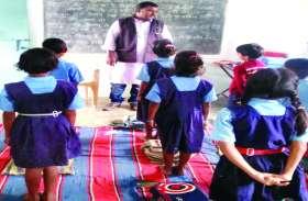 डेंगू बीमारी से बच्चों को बचाने सरपंच की पहल