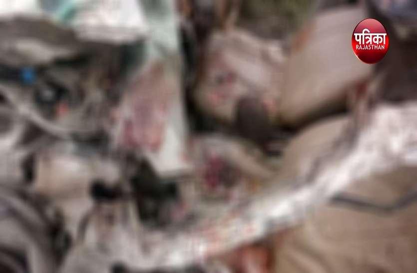 प्रदेश में हाइवे पर दिखा मौत का तांडव...वीडियो देखें