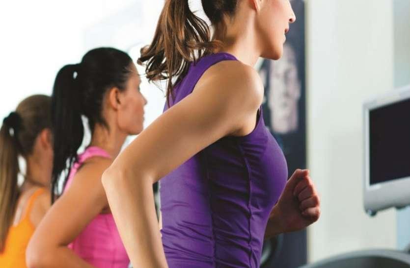 देश में 34 फीसद लोग नहीं करते पर्याप्त व्यायाम