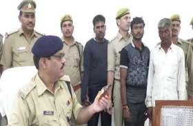 पुलिस का चला अवैध शराब तस्करों पर डंडा, छह गिरफ्तार