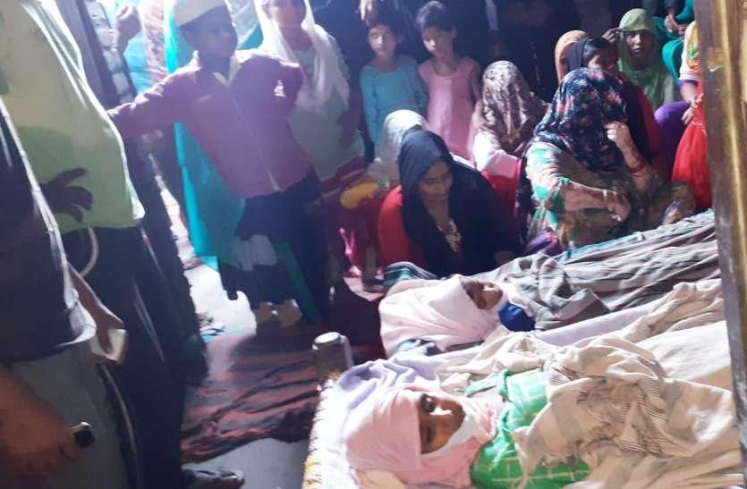 दो सगी बहनों की रहस्यमयी मौत के बाद स्वास्थ्य विभाग की टीम ने यहां के बच्चों की जांच की तो पकड़ लिया माथा
