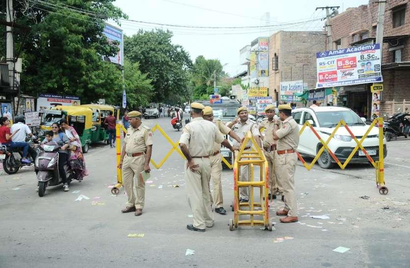 भारत बंद, छात्रसंघ चुनाव और बाबा का मेले छुड़ाएगा पुलिस के पसीने, सिरदर्द न बन जाए सुरक्षा व्यवस्था