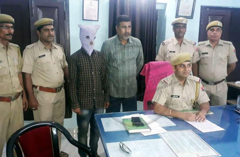 ट्रक चालक को नींद की गोली खिलाकर दिया वारदात को अंजाम, 20 लाख की चाय पत्ती लूटने वाले दो गिरफ्तार