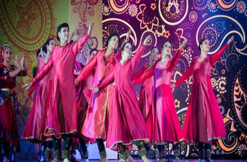 मॉस्को में फेस्टिवल ऑफ इंडिया का शानदार आगाज, भारतीय लोक प्रस्तुती से लोग उत्साहित