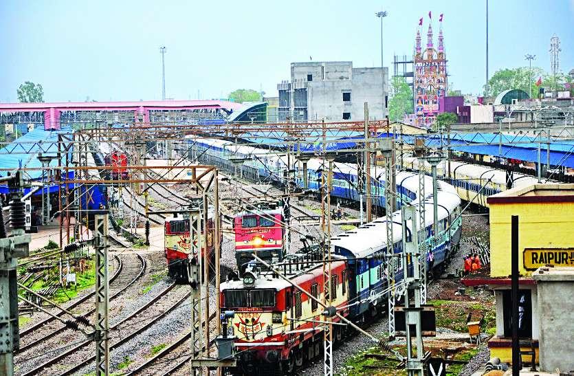 रेलवे ने एक साथ कई जगहों पर शुरू किया मरम्मत का काम, अगले हफ्ते ये ट्रेनें होंगी प्रभावित