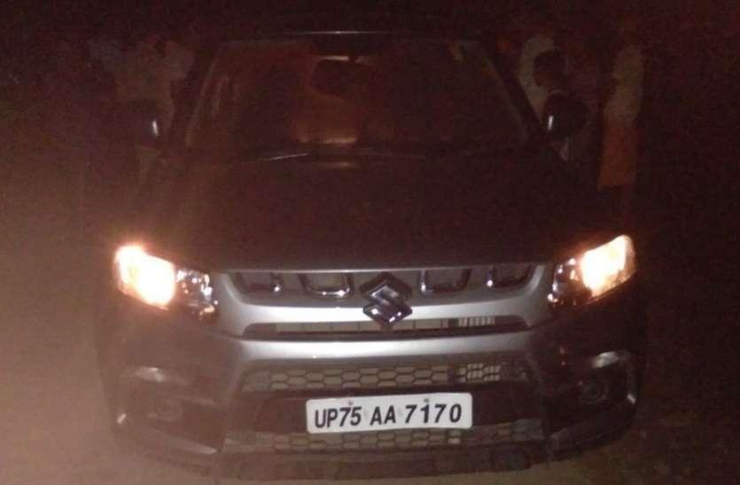 CHC अधीक्षक पर घर में घुसकर महिला से छेड़छाड़ का आरोप, गाड़ी छोड़कर भागे