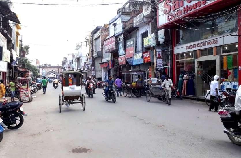 बंद का विरोध : व्यापारियों ने कहा दूकान बंद कराने की जगह सरकारी दफ्तर बंद कराएं नेता
