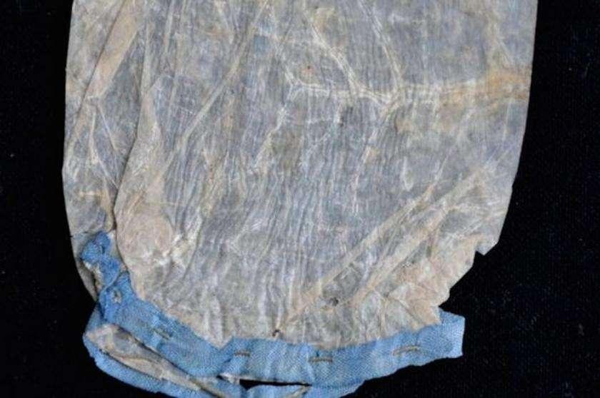 oldest condom