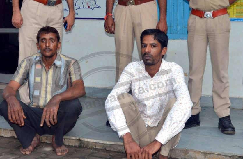 खण्डहर में मिले शव की गुत्थी तीन दिन में सुलझी, इंजेक्शन में स्मैक देने से मौत, दो गिरफ्तार