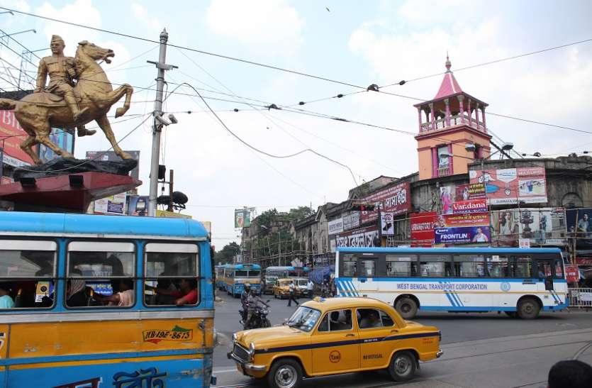 बंगाल में भारत बंद का असर नहीं, जन जीवन सामान्य